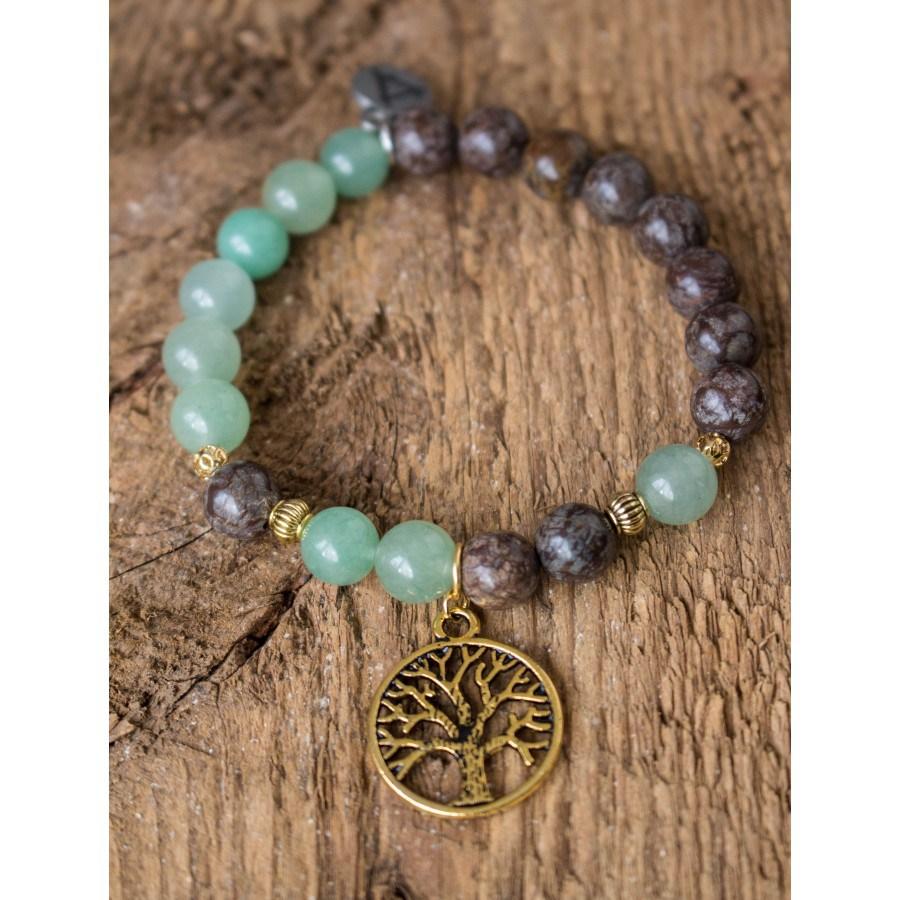 Bracelet Inner Balance, disponible ici.