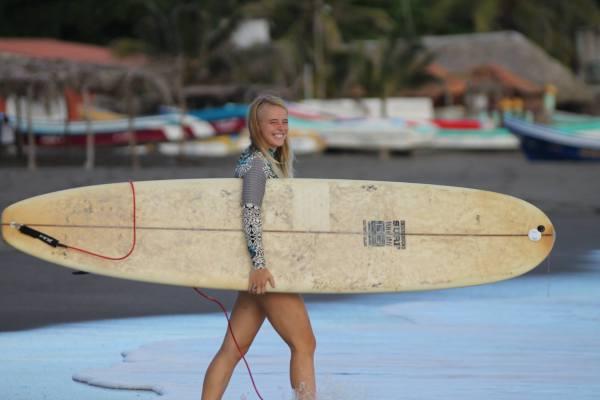 josee-anne sc nicaragua surf