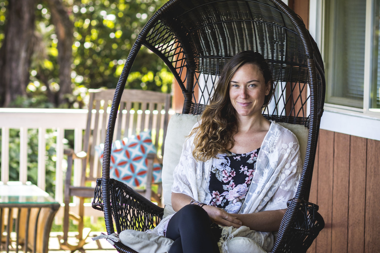 Geneviève  - Créatrice d'expériences, professeure de yoga & facilitatrice