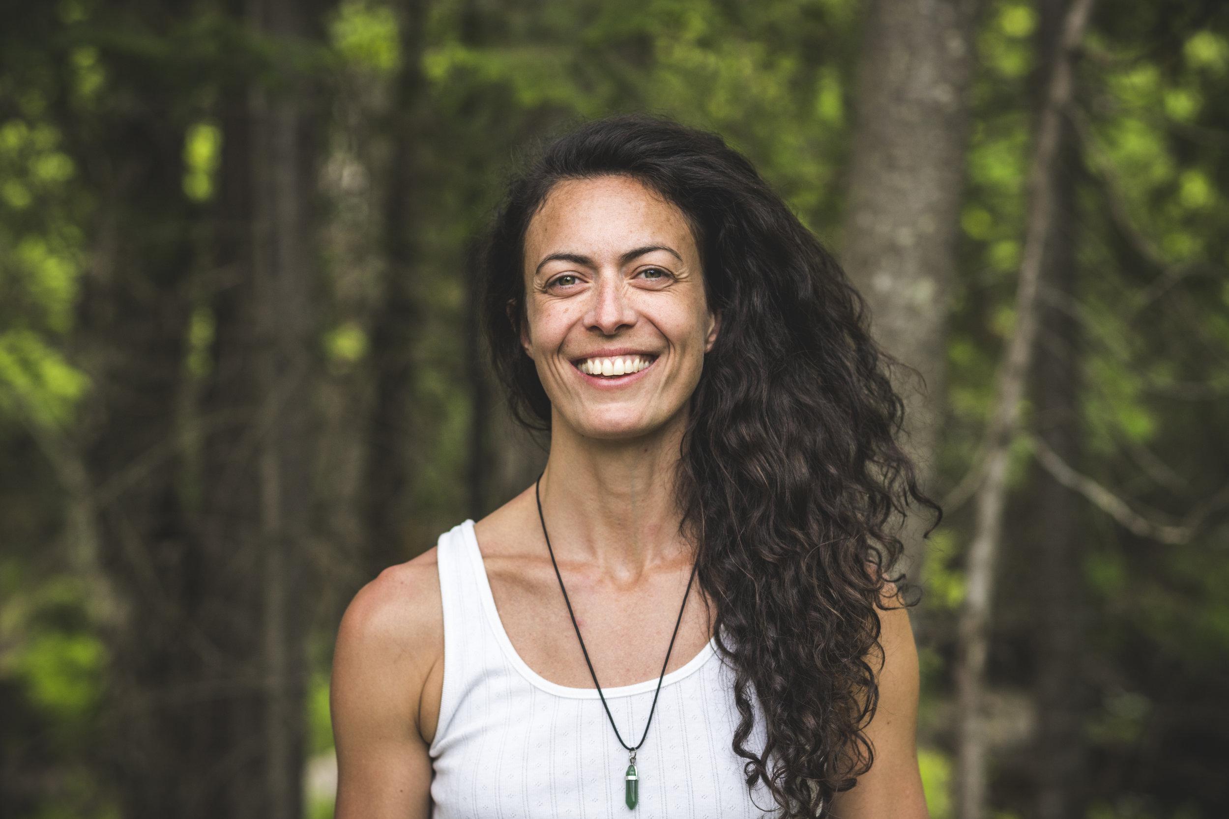 Cynthia - Bénévole joyeuse, consciencieuse & radieuse