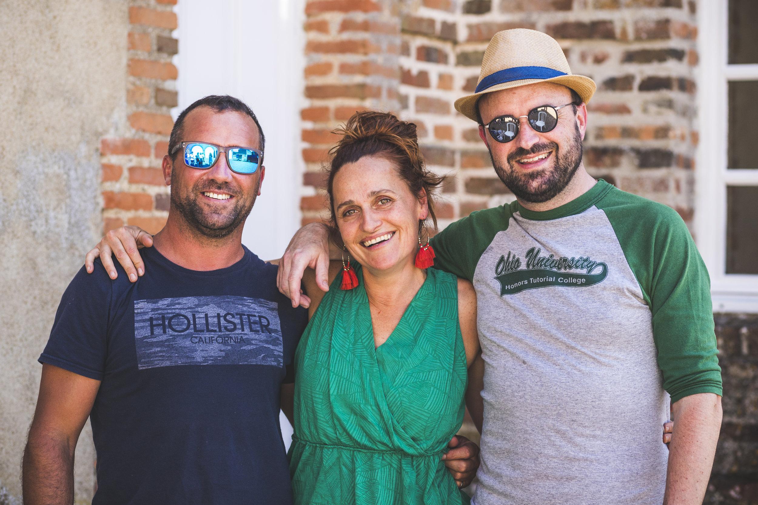 Peggy et son équipe  - Cuisine végane, santé et délicieuse