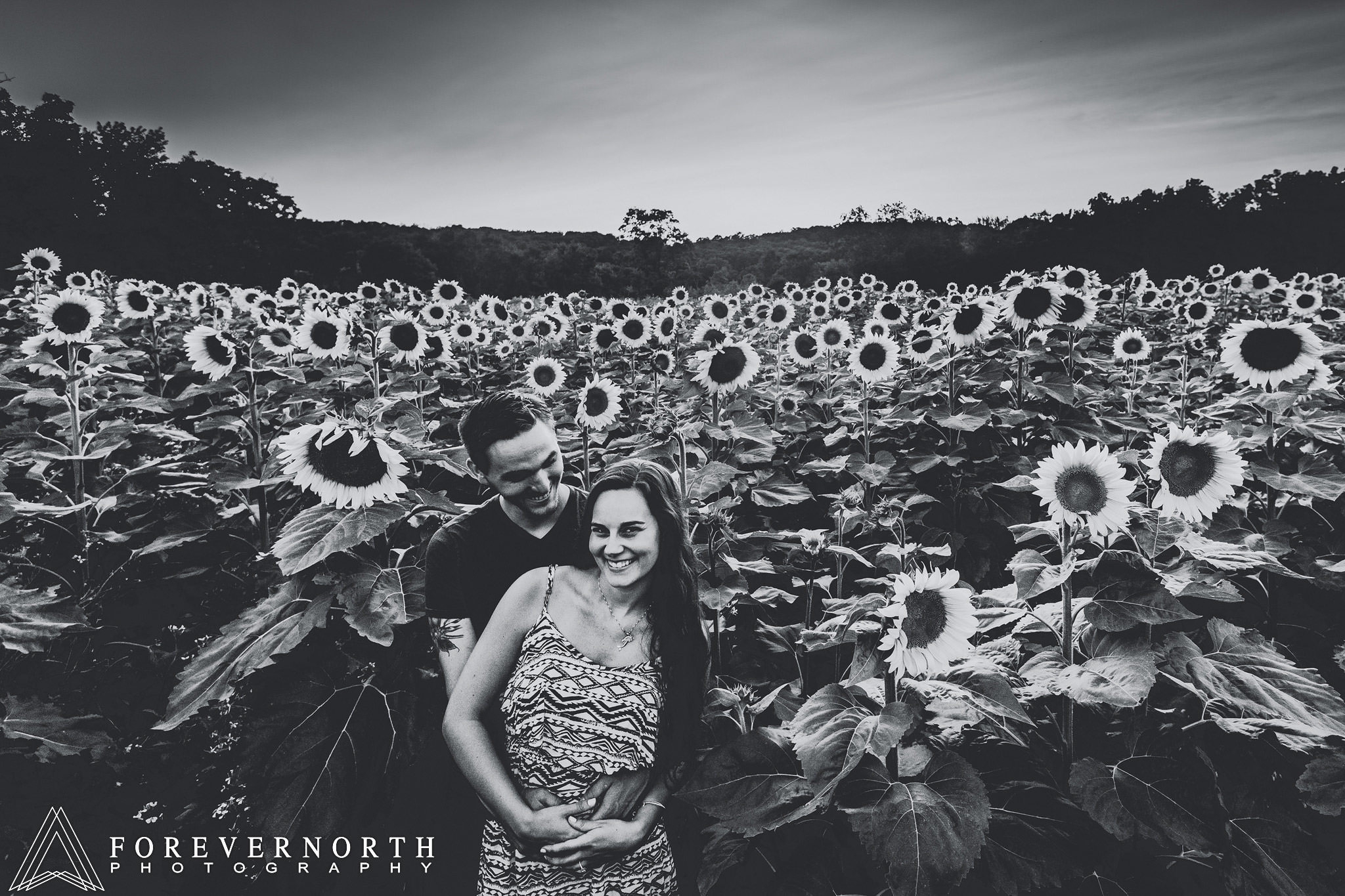 Ennis-Sussex-Sunflower-Maze-Engagement-Photos-14.JPG