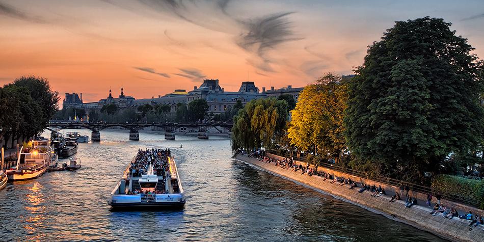 Paris France Conferences River View