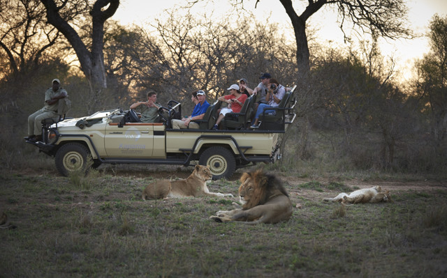 Game drive with Kapama Lodge while on CPE Conferences Conference