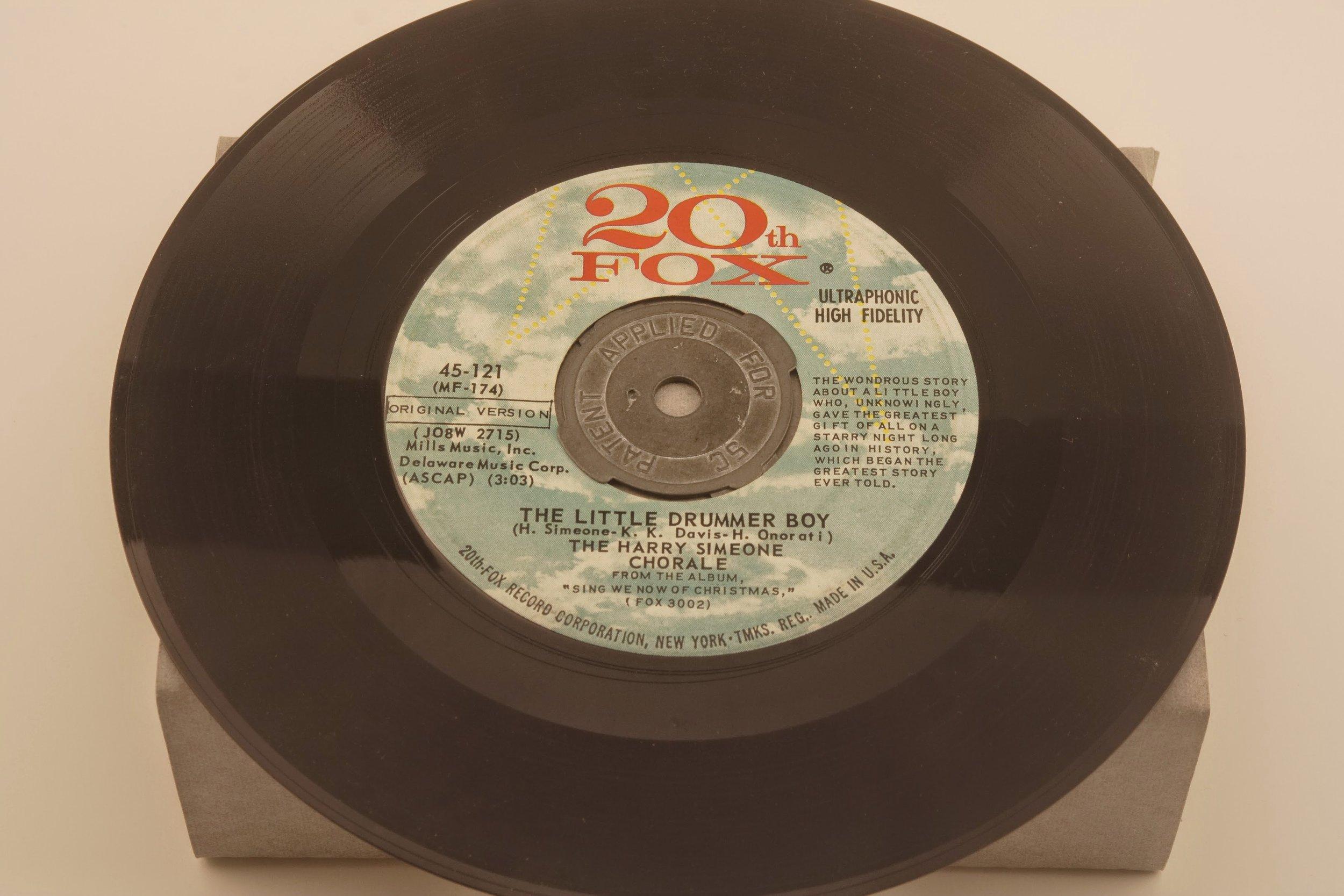 45rpm disc