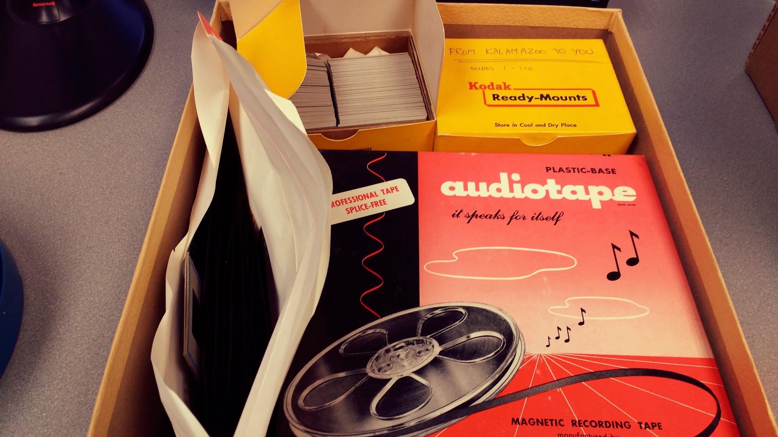 Multi-format educational sets