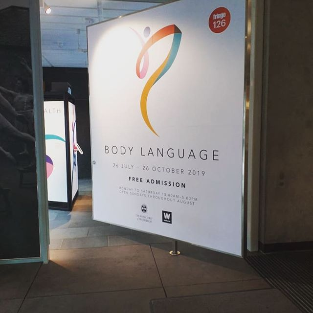 The @edinburghuniversity Library just opened its latest exhibit #BodyLanguage celebrating pioneering Scottish women who led the healthy fit body movement in the 19th and 20th centuries. #edfringe2019 #physed