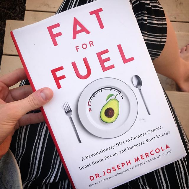 "We have been told for so many years that cancer results from genetic disease in our chromosomes. But what if that is all wrong? What if cancer results from a defective metabolism and mitochondrial damage? I highly recommend falling down the rabbit hole with @drmercola in ""Fat for Fuel"". He teaches you why each mitochondria is so important, how they become damaged, and why this causes disease. And then he gives you the tools to start fixing it! I have always been obsessed with @drmercola but this book was a cherry on top of a nutritious sundae! #fatforfuel #drmercola #remissionkitchen #mitochondria #nutritionfirst #instabook #fatisgood #keto #ketogenicdiet #naturopath #foodismedicine"