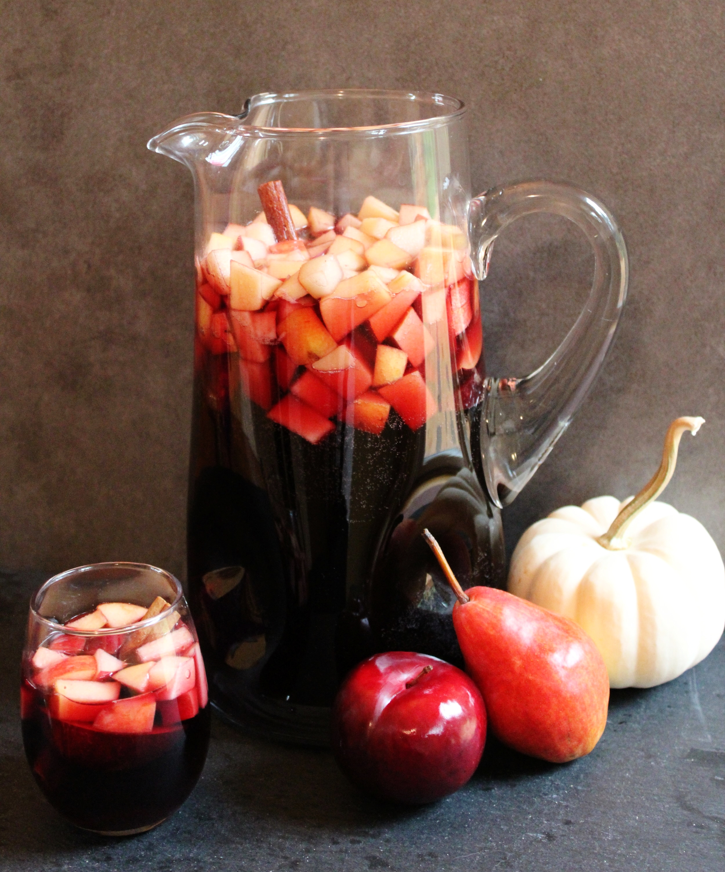 Witches Brew Sangria Juliesfoodfeed
