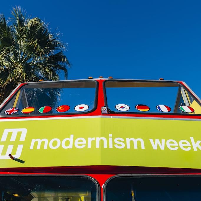 Modernism Week   — Newsletter for Modernism Week fans and attendees