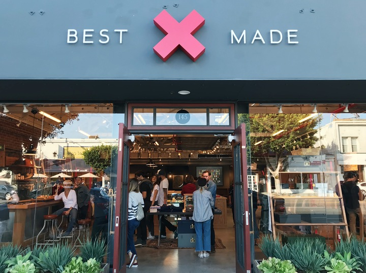 Best Made Celebrates the Launch of their flagship LA store