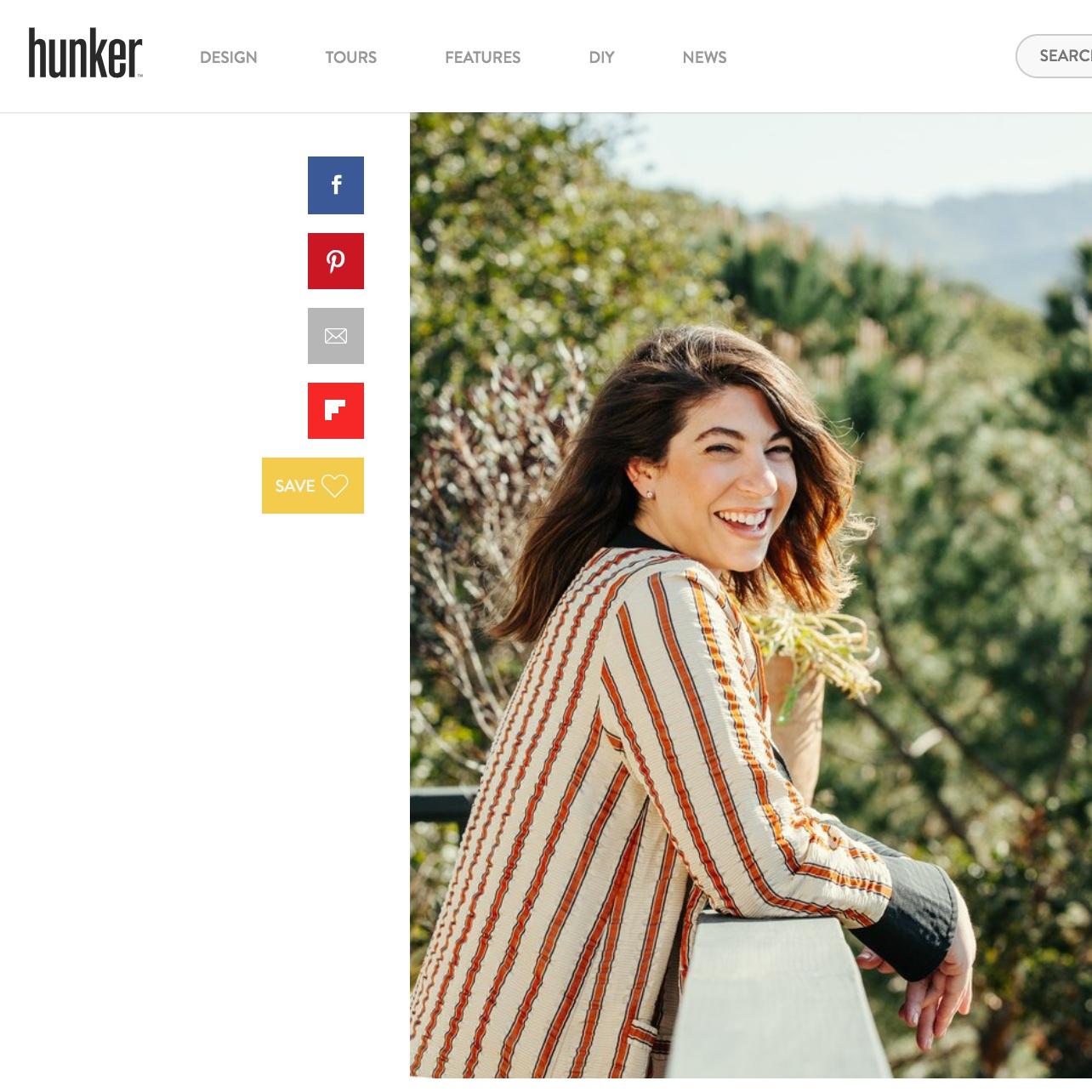 SALT + BONES featured in  Hunker .