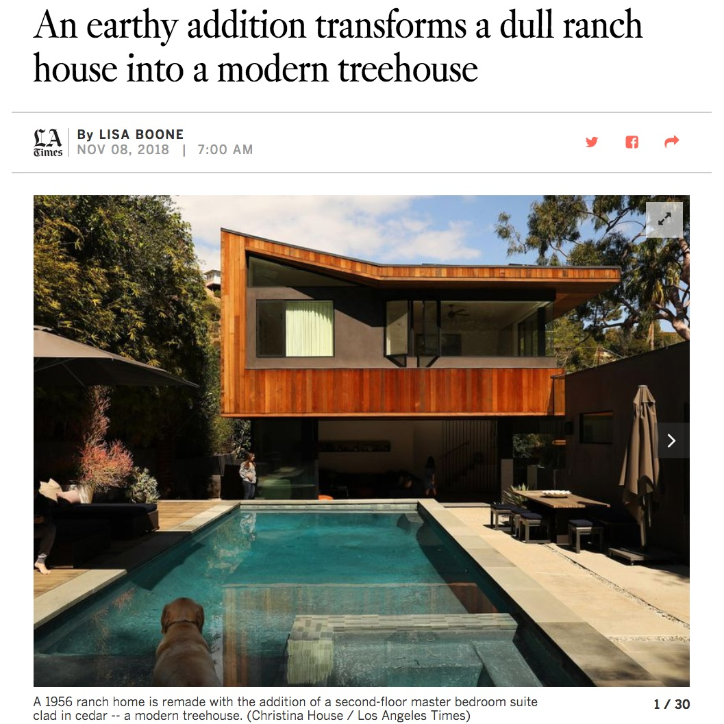 ASSEMBLEDGE+ featured in the   Los Angeles Times  .