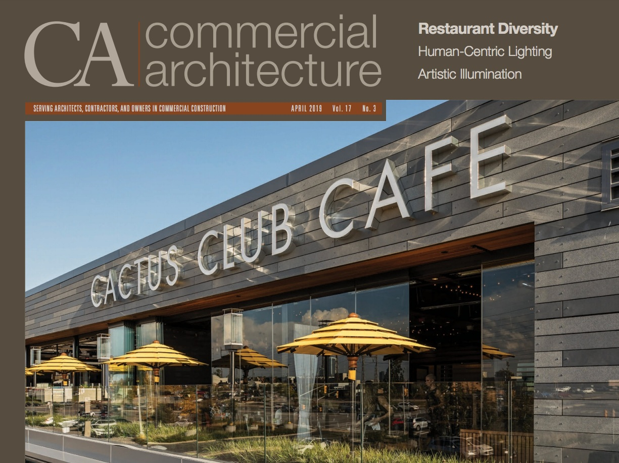 Assembledge+ in   Commercial Architecture   .