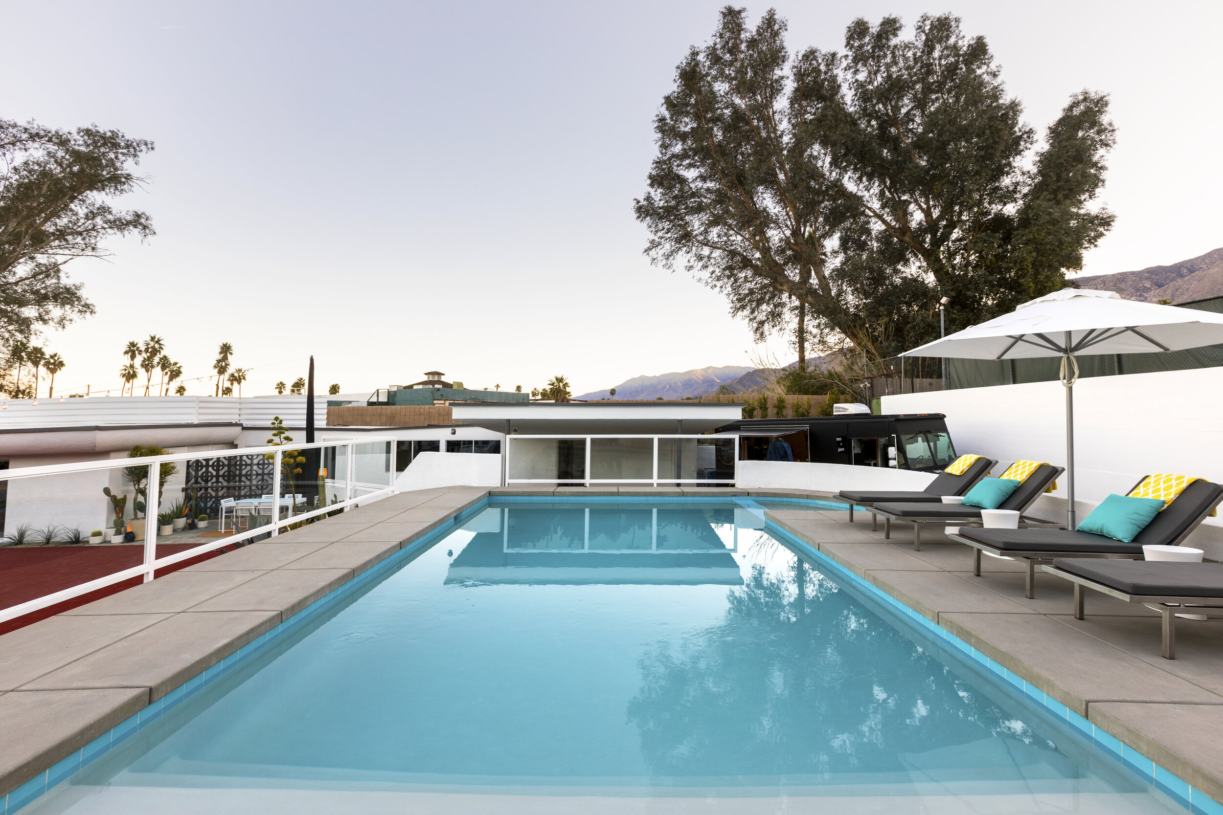 Hidden Frey for Modernism Week featuring Room & Board  Photo by    Monica Orozco