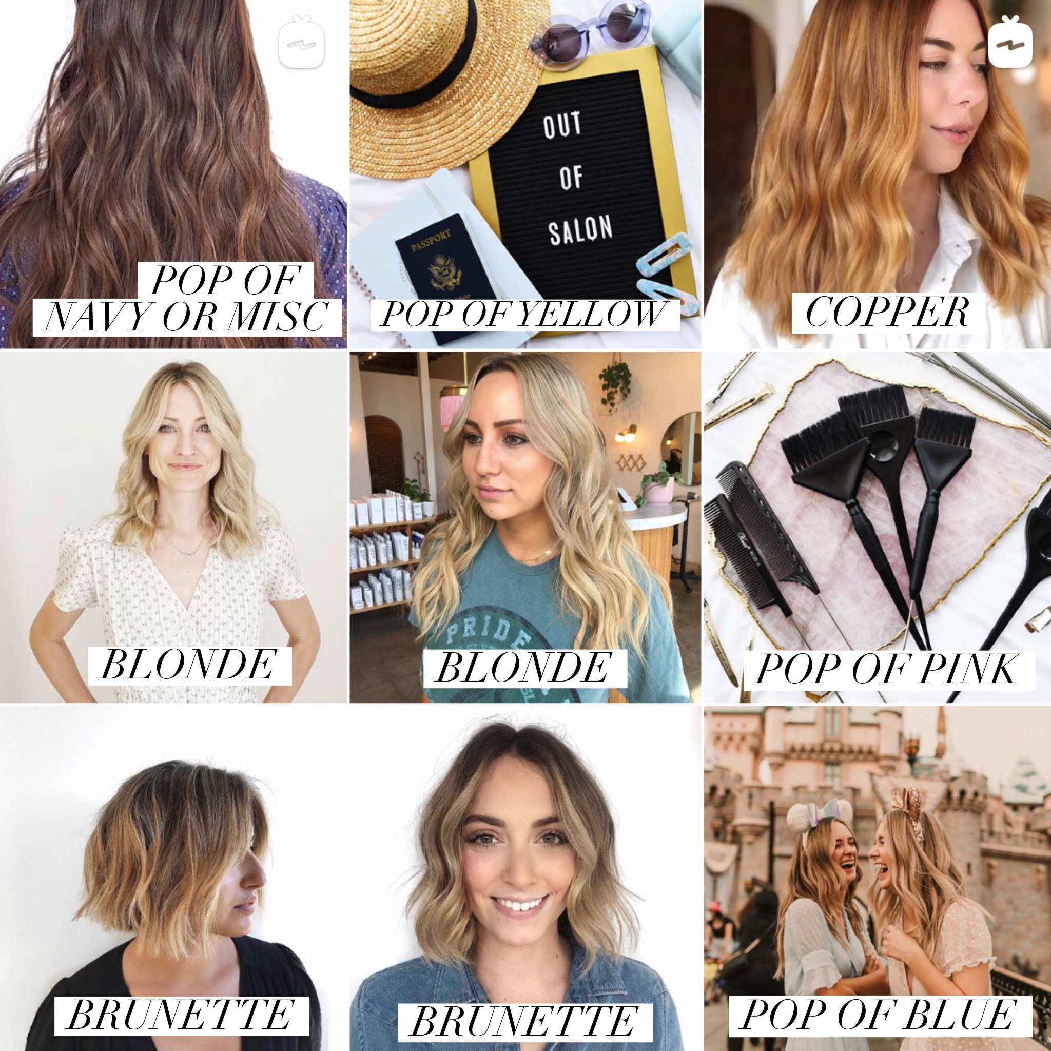 instagram for hair stylists guide