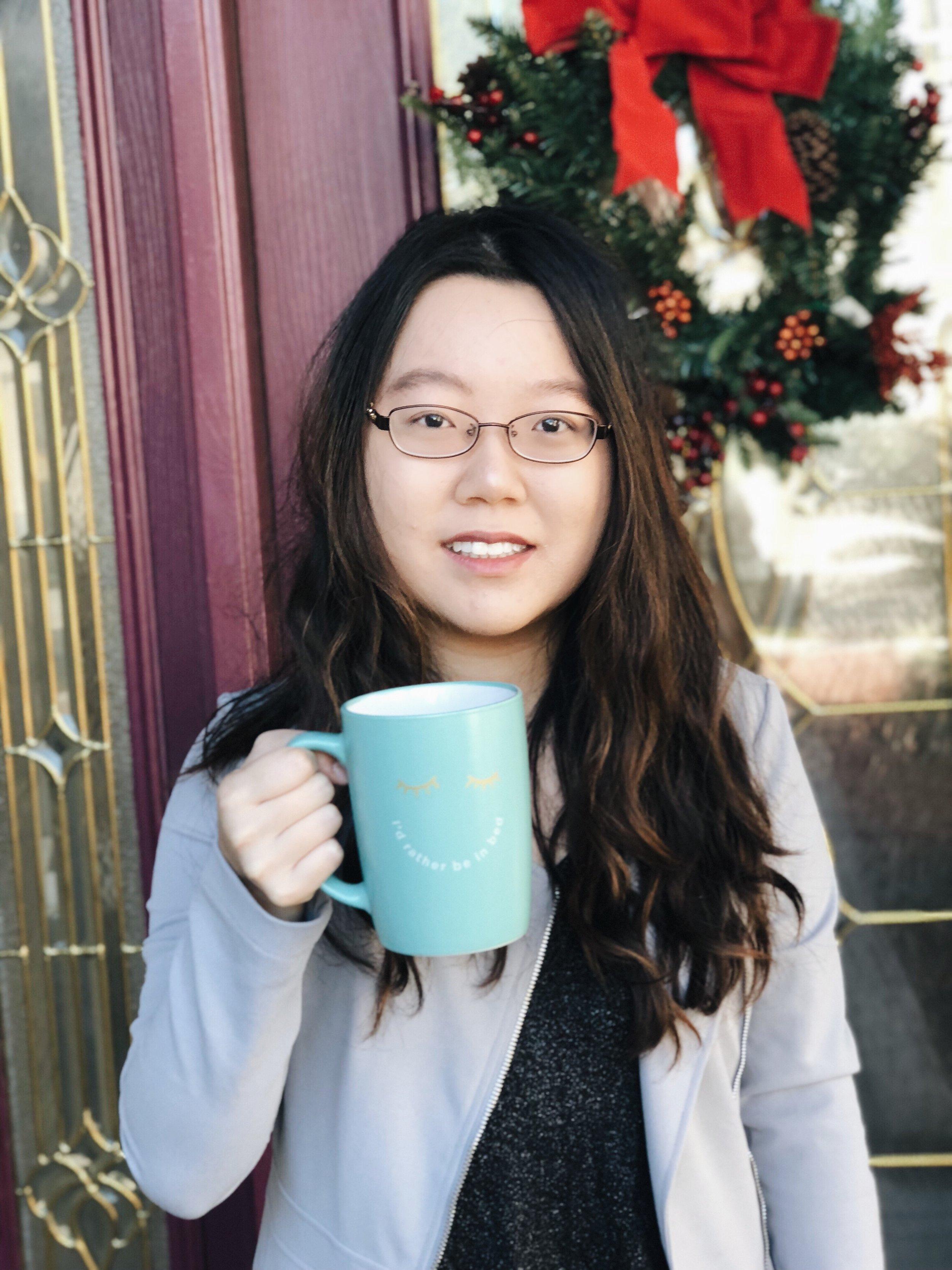 Love my mug from the FabFitFun Winter Box! I recommend subscribing!