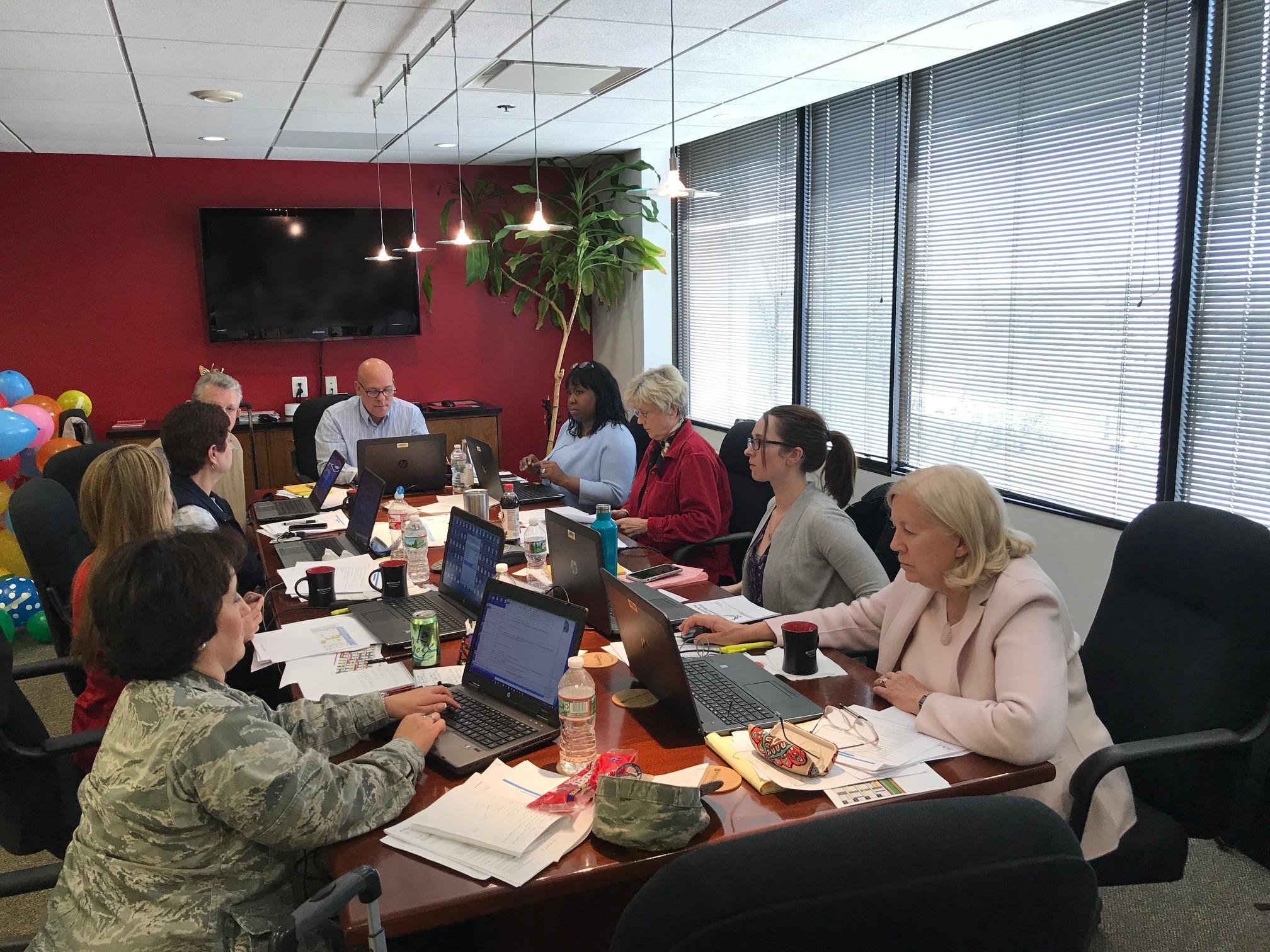 Windwalker Group in Tysons Corner, VA was thrilled to host our clients, US Air Force Medical Service Agency (AFMSA) Access To Care (ATC) Program for their Offsite Meetings this week (April 5-6, 2018). It was the first time in a long while that the entire team was together from both NoVa and Texas!