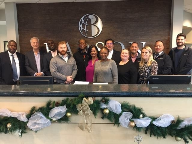 Windwalker Group's corporate leadership got together for our Annual Strategic Planning meeting this week at Babson College in Wellesley, MA. The team celebrated organizational changes for corporate growth and a focus on the value of positive corporate culture.