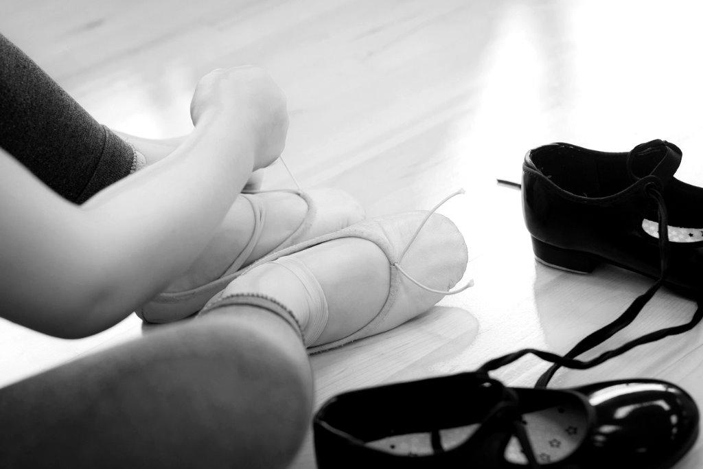 Dance class dresscode