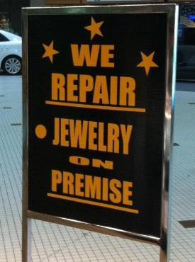 Need a repair? - Come visit our Enfield location, we'll fix it while you shop!