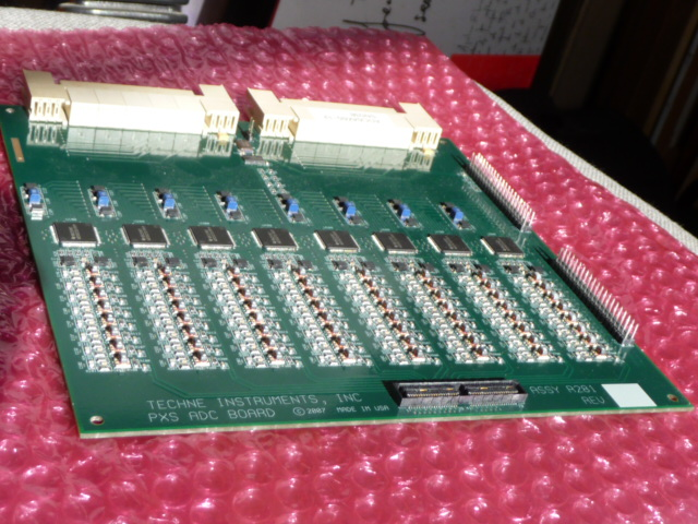 ADC64X65-12 - 64 channels of A/D conversion, 65MSPS, 12-bits, (8 ea ADS5272) occupies two ZDOK connectors.schematicPrice: $2700 Qty in stock: 3