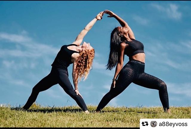 Hardwired for connection! That's all of us. Every human being. 🖤🖤🖤 What would it look like to allow yourself to freely REACH OUT • LEAN ON • DEPEND ON • EXTEND A HAND • OFFER A SHOULDER?? . . .  #Repost @a88eyvoss with @repostsaveapp · · ·  Me and my LoveFit Queen Staci @thelovefitness_girl! This woman is an absolute inspiration. She is doing amazzzzing things, BIG thangs, for this city. It's an honor to work with her and learn from her. Visit www.lovefitnessnashville.com to learn more and schedule a class (I teach 12pm Thursdays). 📷@scarbine 📸 killed it as usual. So much talent. Thank you, thank you Sam for the incredible pics!! @blacklistbranding @lovefitnashville