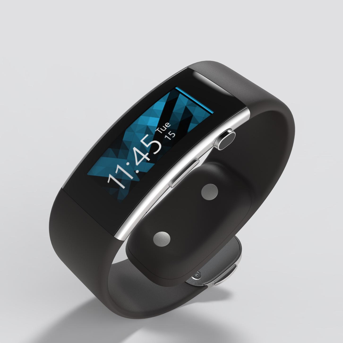 Microsoft Band 2 - Senior Design Lead2014 - 2015
