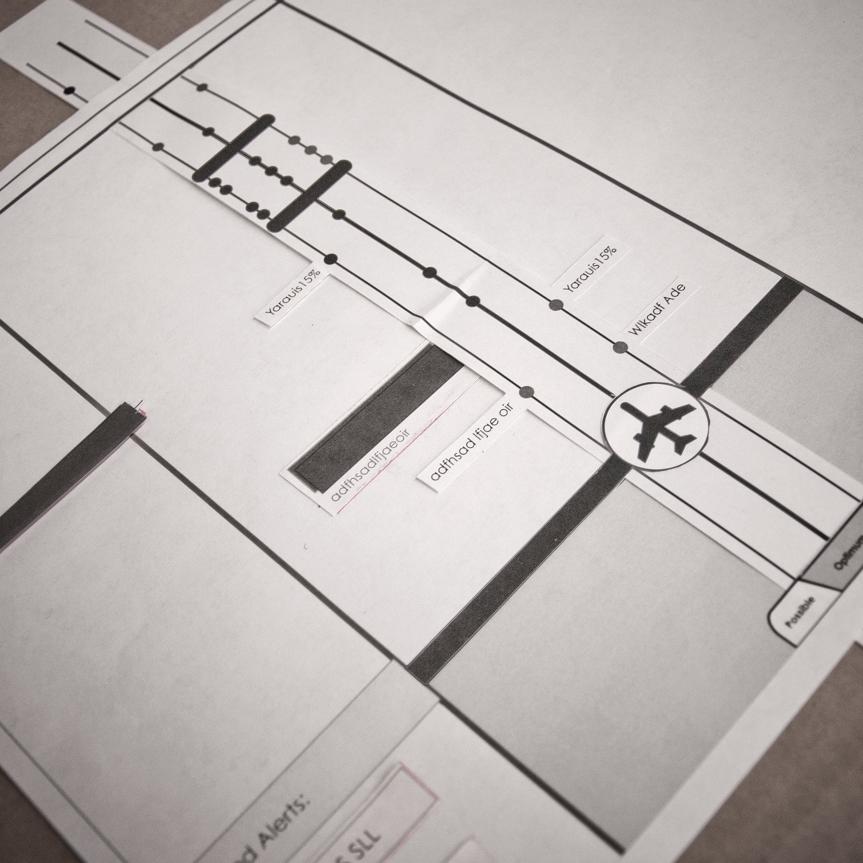 Paper Prototype Concepts