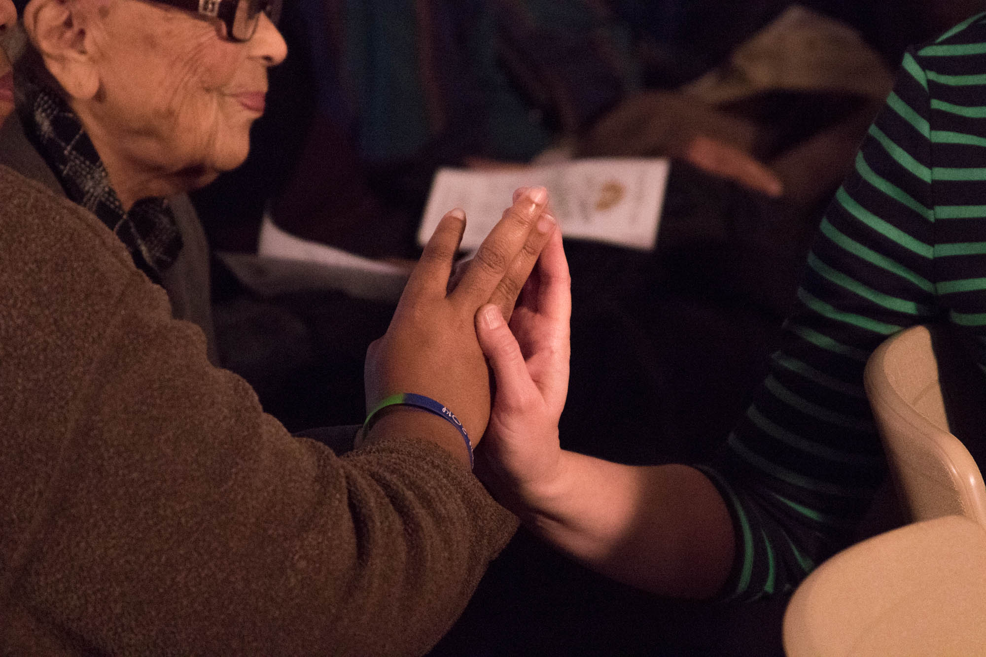 Photo by  Ana Sapp , another amazing woman,from  The Lilies Project Kickoff Weekend