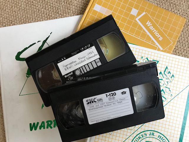 Do you have old videos? We want to create a community archive of all the old shows.