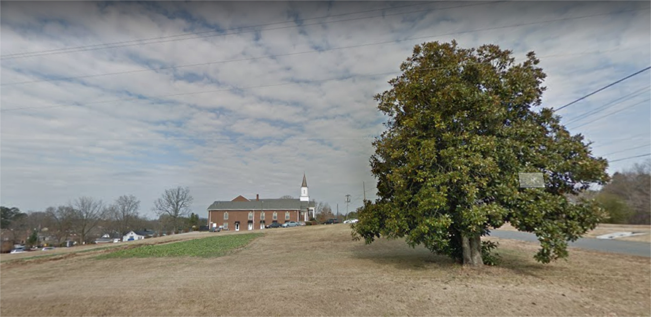 Walnut Cove_1st.Baptist Site_Looking North.png