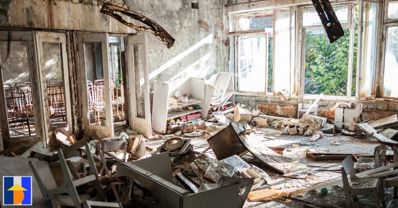 We want to buy your beat-up house — even if it looks like this!