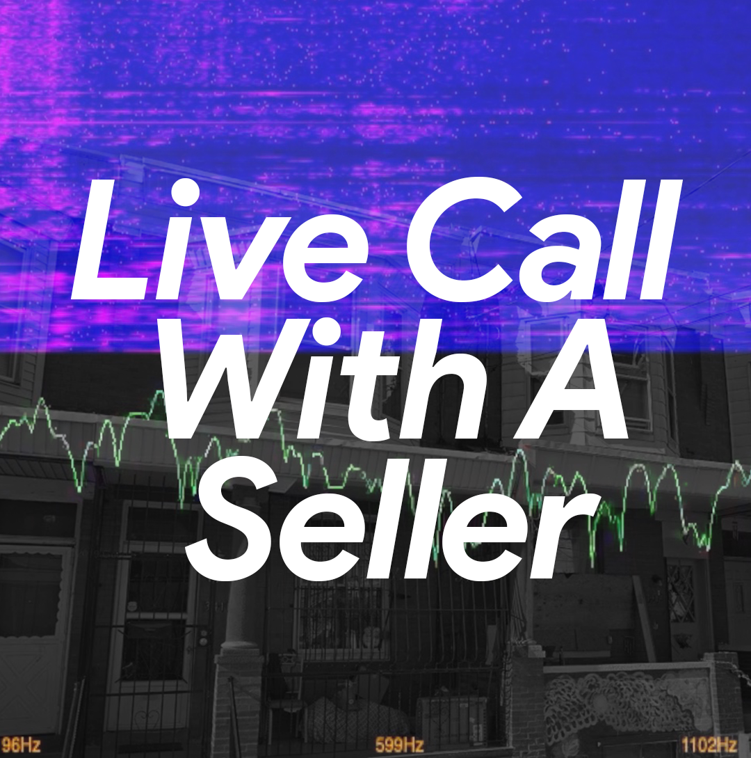 Live Call With A Seller - By Hewlett Santos. 1 minute read.