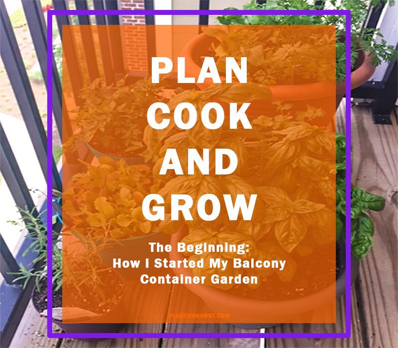 My Little Garden Blog Cover