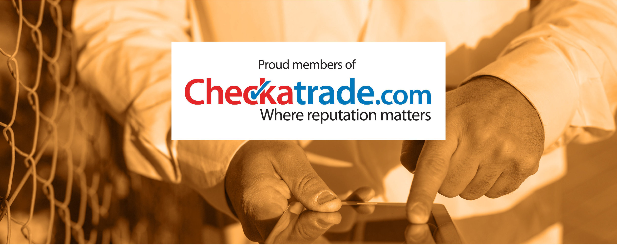 - LOOK US UP ON CHECK A TRADE >>>