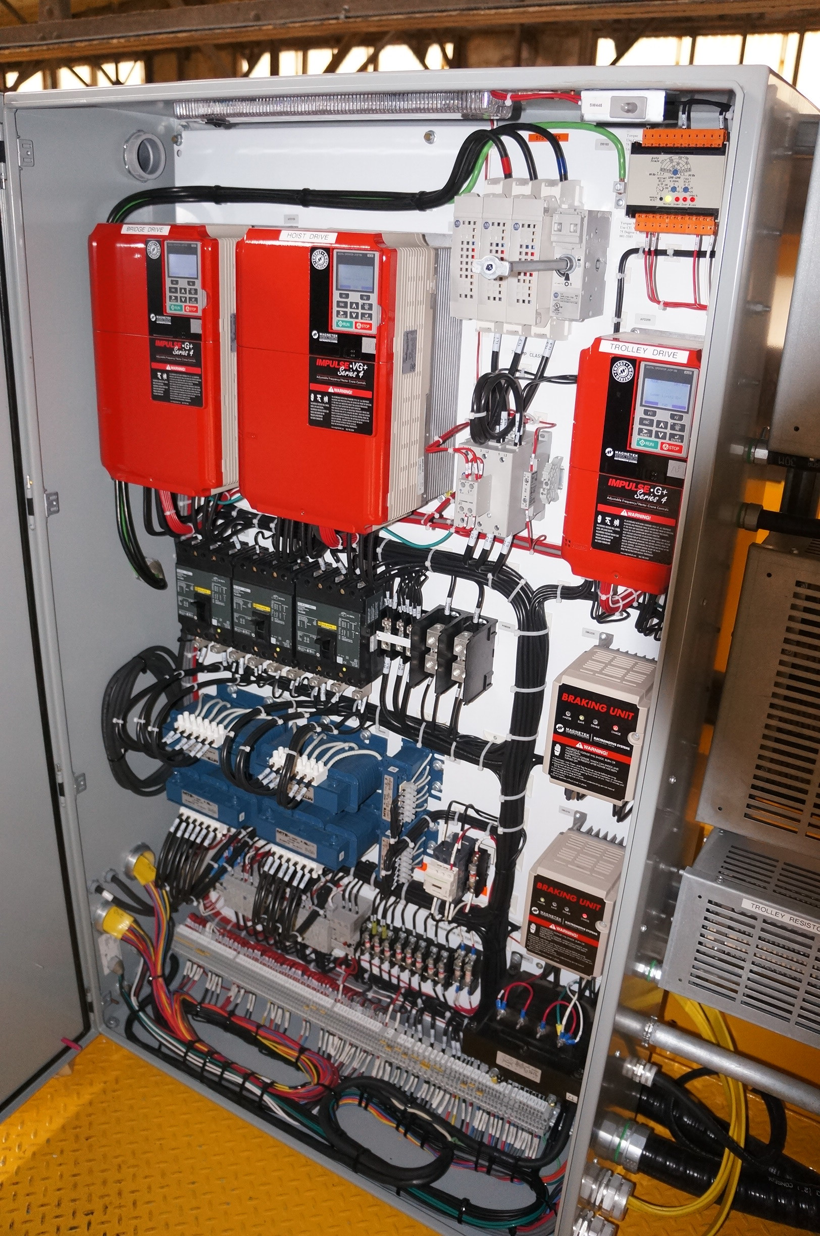Static Stepless Upgrade to VFD