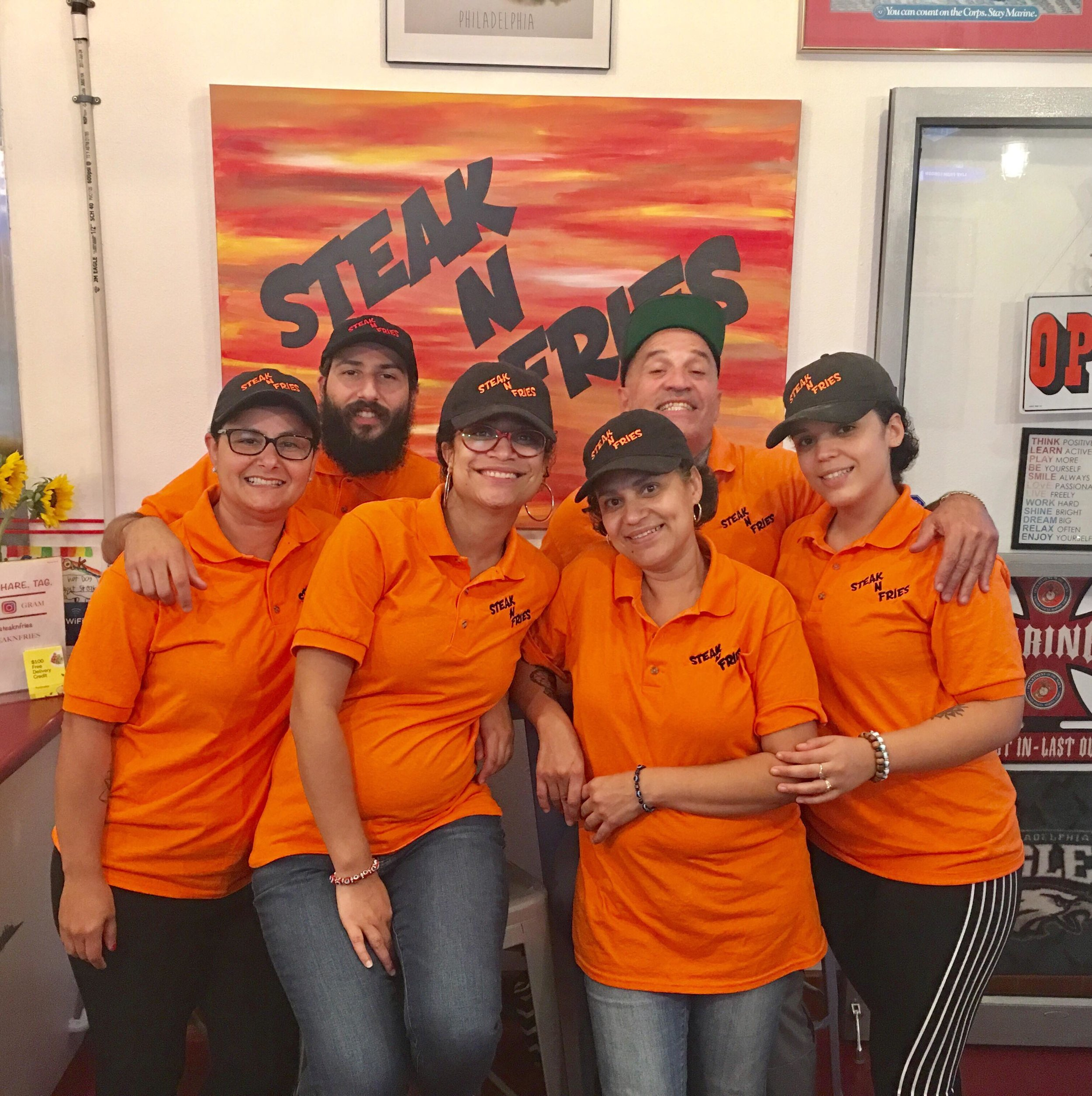 Meet the family behind Steak N Fries!