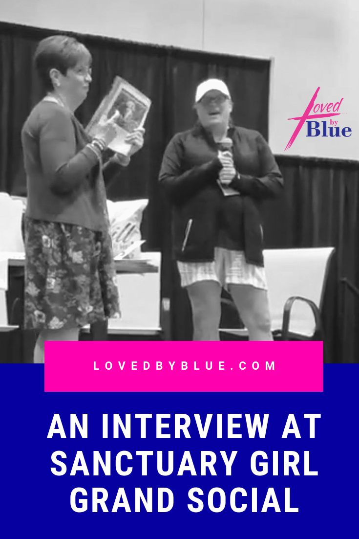 An Interview at Sanctuary Girl Grand Social Loved By Blue