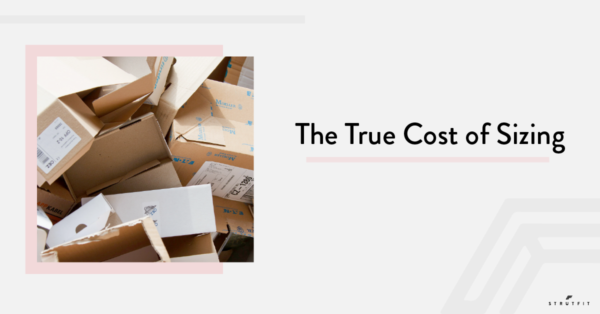 true cost of sizing
