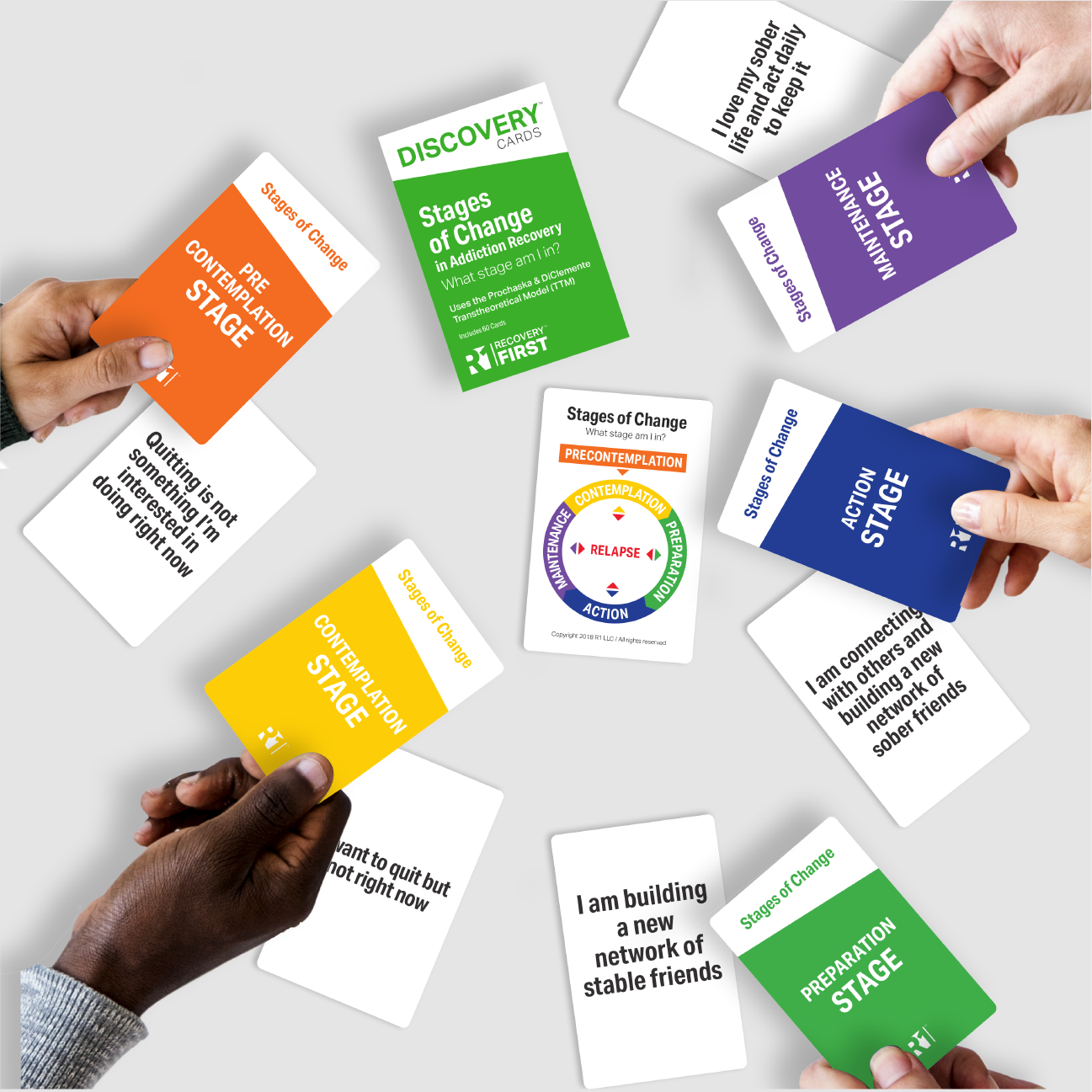 Discovery Cards are a great example of how hands-on tools create engaging learning experiences through self-discovery