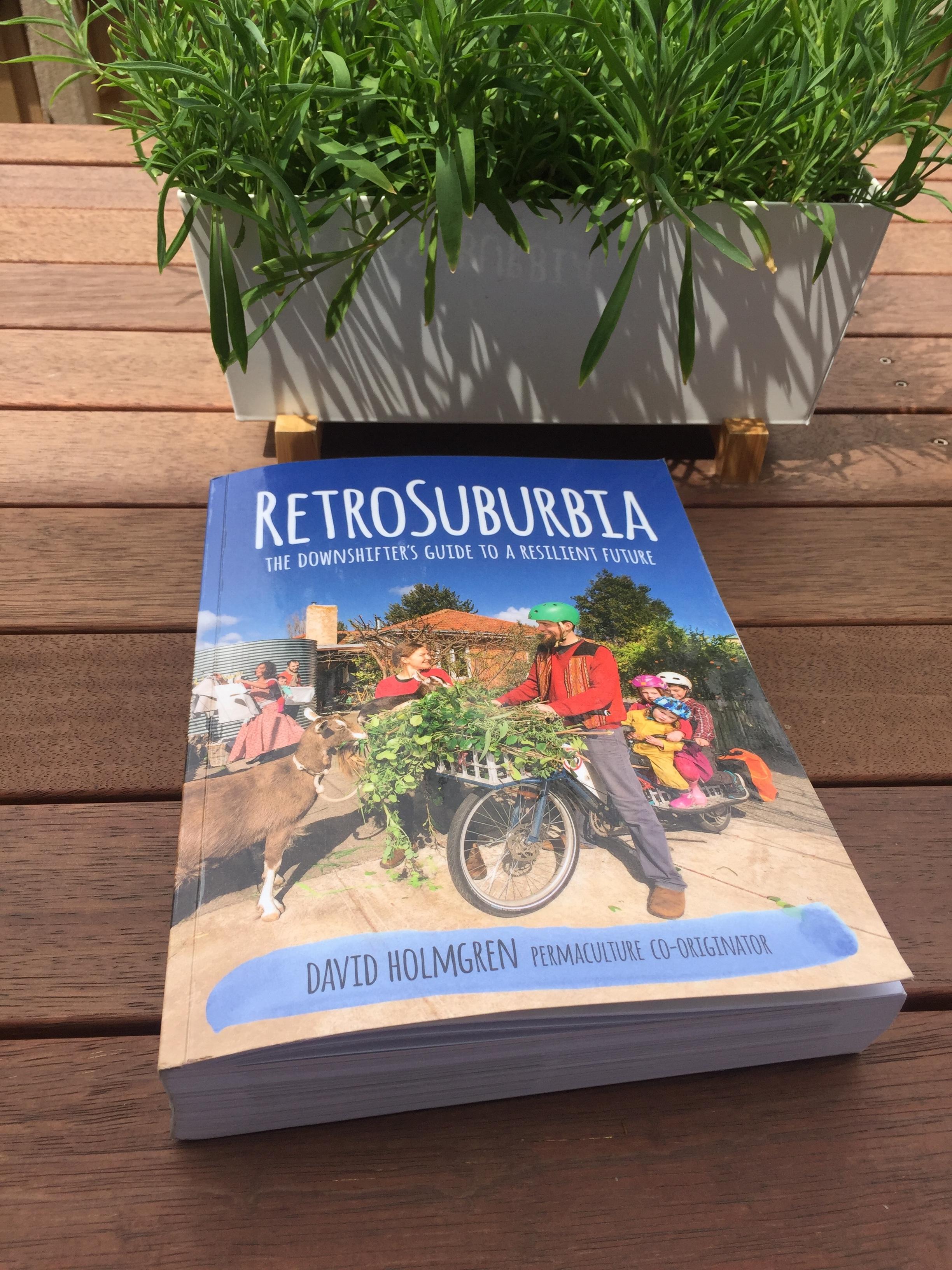 Retrosuburbia  by David Holmgren
