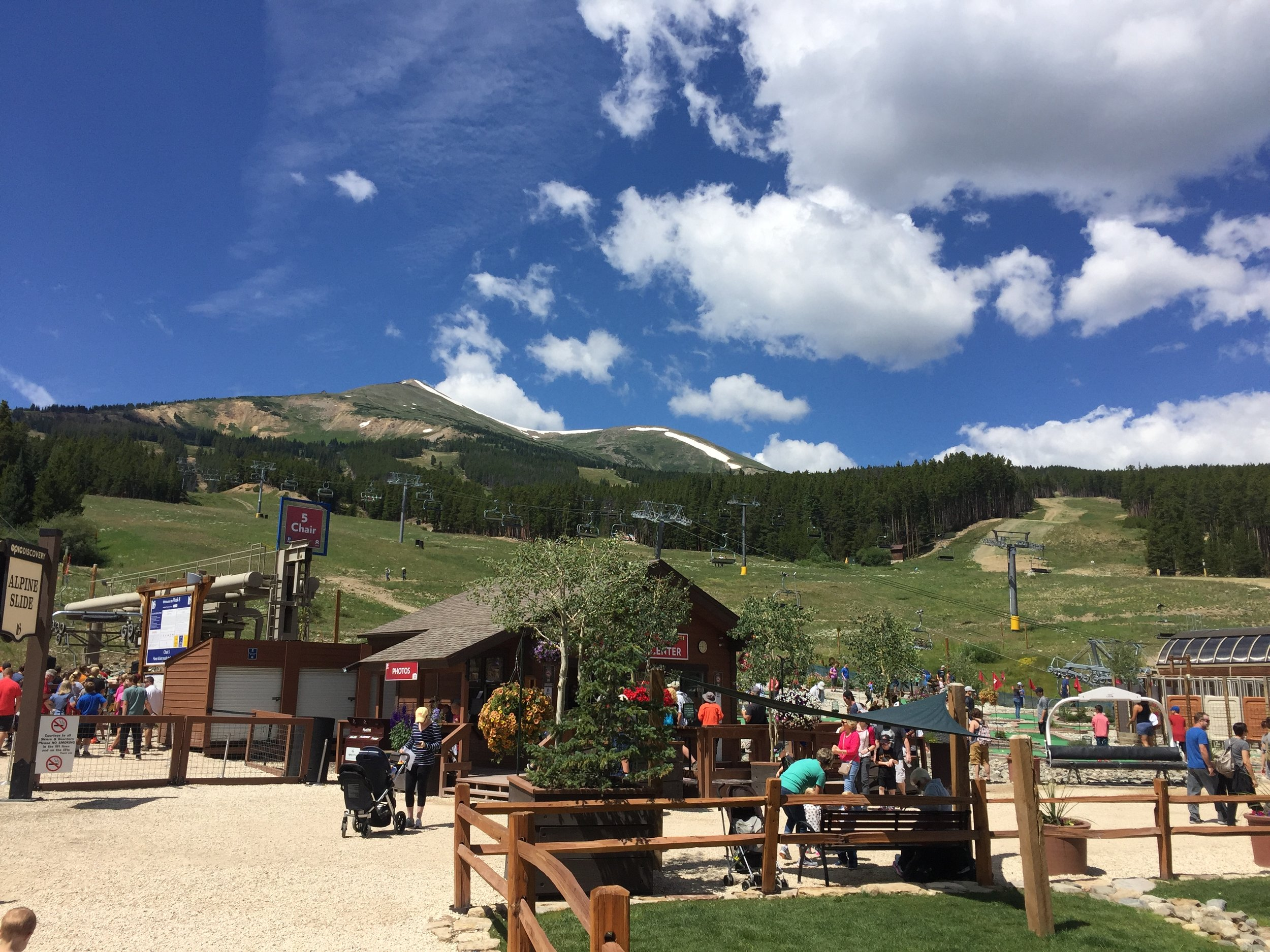 Breckenridge Resort