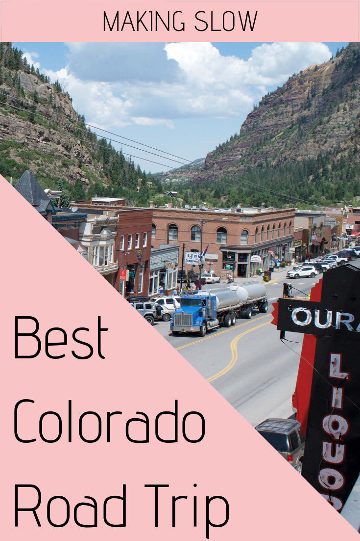 Only have a week to spend in Colorado? What should you see? Check out our post on our favourite things to see and do in Colorado.