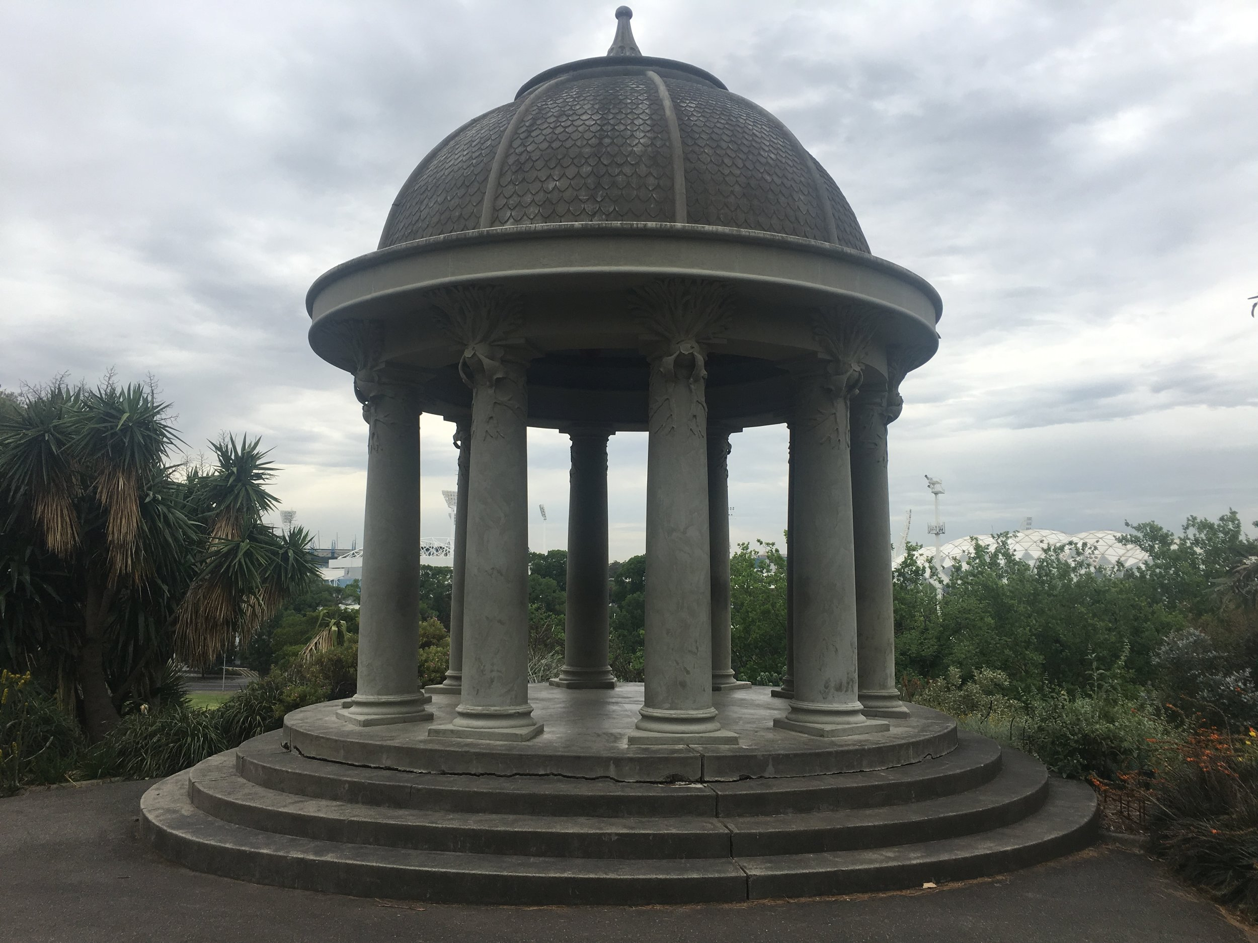 The Temple of the Winds.