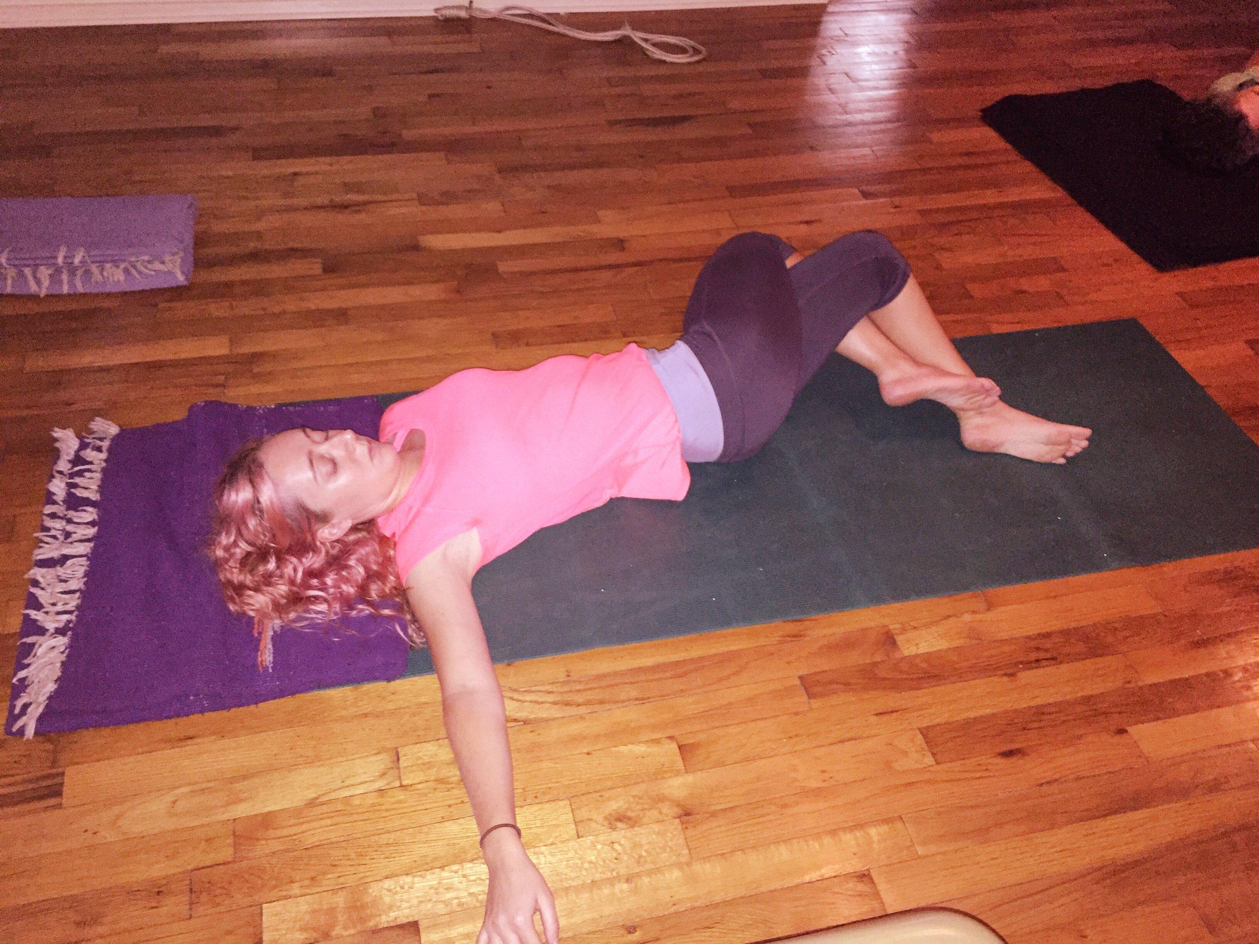 Yoga in Texas