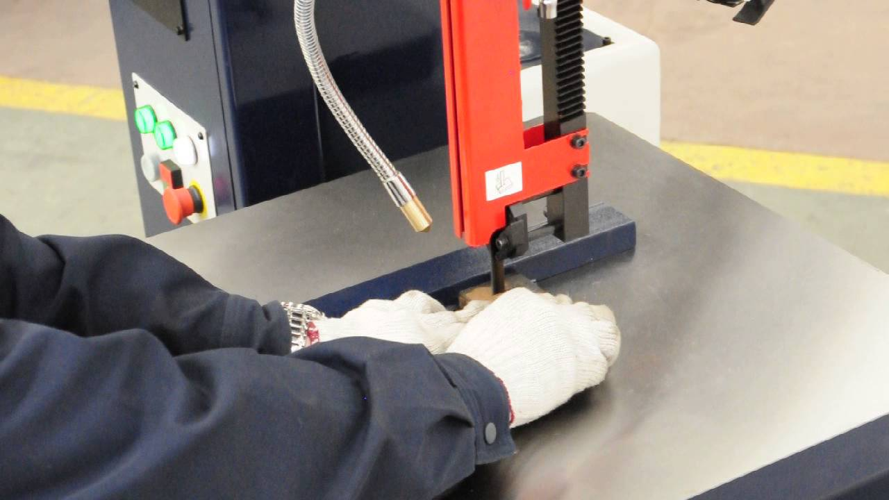 A High Risk Band Saw Operation That Would Benefit From A Band Saw Motor Brake