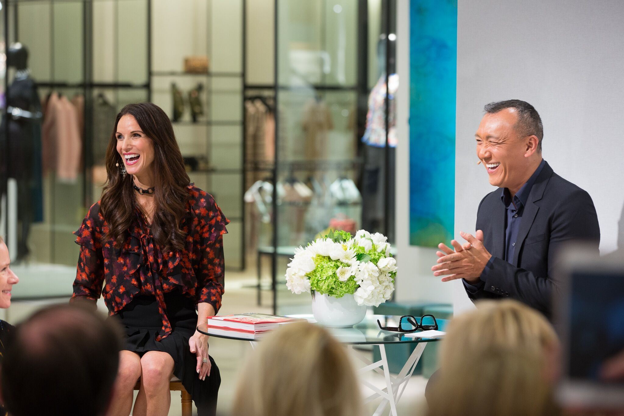 Hosting with JOE ZEE
