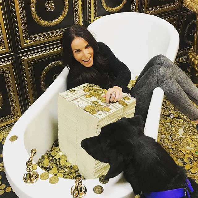 Five + fives, who drive Millineums -  It's all about the Benjamins, what?  Five carats on my hands with the cuts, in something European chromed out with a clutch, what?  Kennedy and I, just looking for our Benjamin's, WHAT? #kennedy #baller #shotcaller #drippininmoney #tubofmoney #gold #goldenhour #topdog #findingelmo #findingbones #scratchandsniff #lotto #winner #chickendinner #filledwithgold #carats #bigandbold #thisisouryear #makeithappen #findthegold