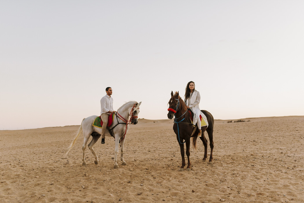 Egypt Cairo desert horses people couple engagement shoot matt masson South African wedding photographer cape town Johannesburg durban